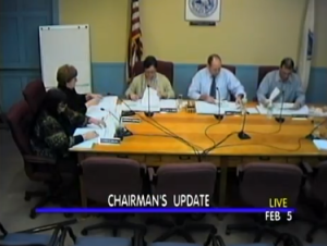 Foxborough Board of Selectmen